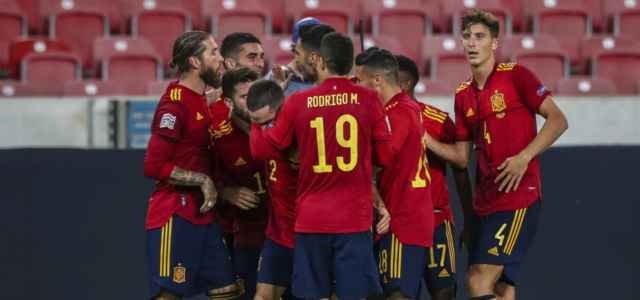 Spagna Nations League