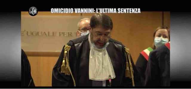 Omicidio Vannini, la sentenza