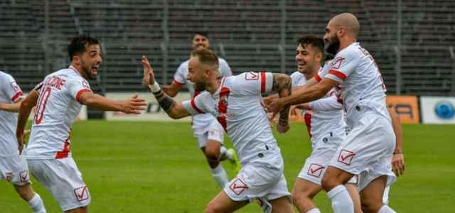 Mantova gol esultanza facebook 2020 640x300