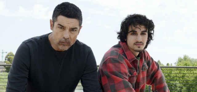Valerio ed Ettore, protagonisti della fiction 'Io ti cercherò'