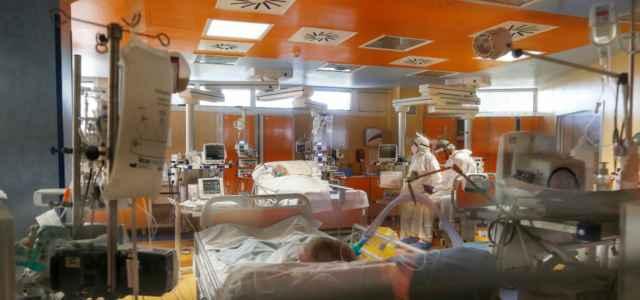 terapia intensiva casal palocco roma 2020 lapresse 640x300