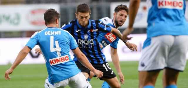 Gomez Demme Mertens Napoli Atalanta lapresse 2020 640x300