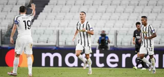 Ronaldo Juventus Champions League lapresse 2020 640x300