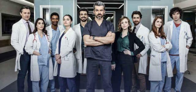 I protagonisti della serie 'Doc Nelle tue mani'