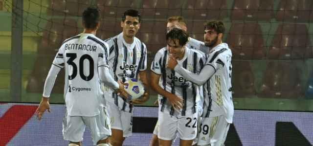 Juventus gruppo