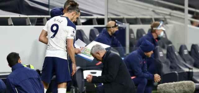 Bale Mourinho Tottenham lapresse 2020 640x300
