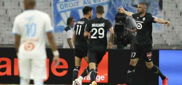 Burak Yilmaz Lille gol lapresse 2020 640x300