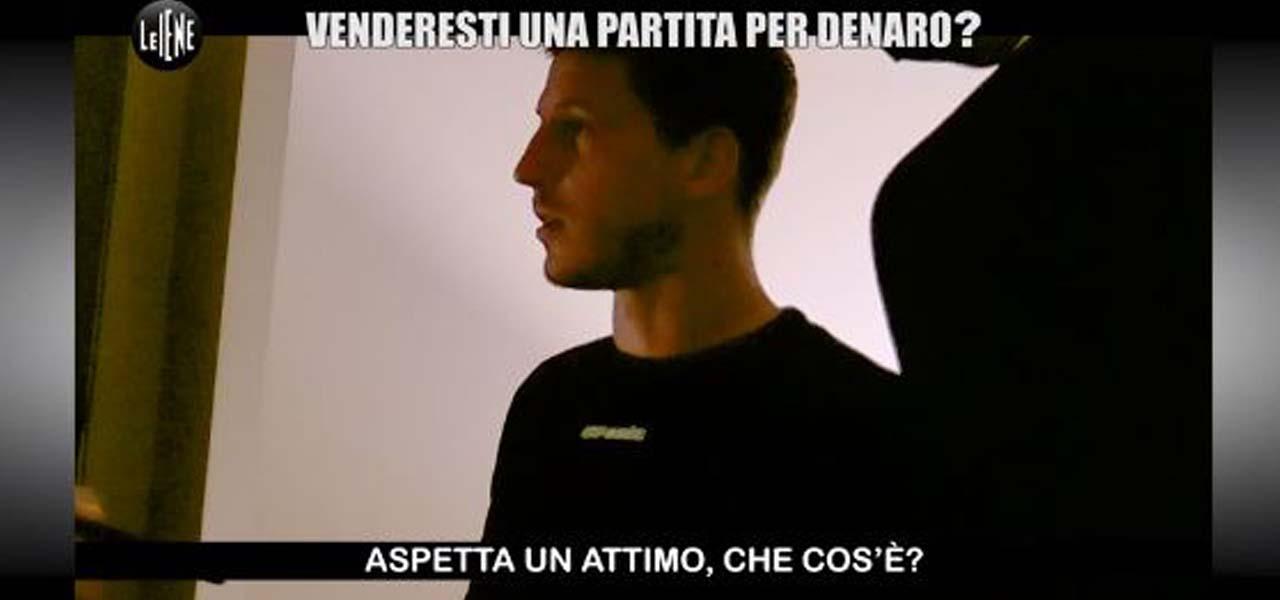 ALESSIO CRAGNO, VIDEO SCHERZO LE IENE/ Calcio-scommesse ...
