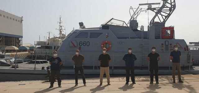 Libia, Guardia costiera addestrata dalle forze militari turche