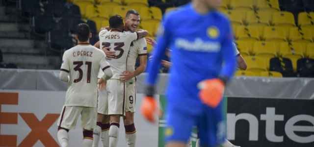 Roma Young Boys gol lapresse 2020 640x300