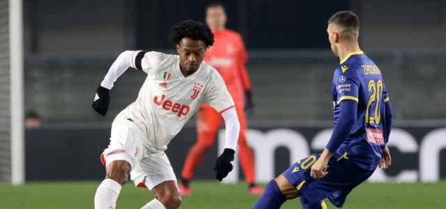 Zaccagni Cuadrado Verona Juventus lapresse 2020 640x300