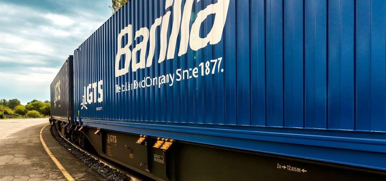 Trasporto Sostenibile Barilla Sceglie Il Treno Per Esportare In Germania