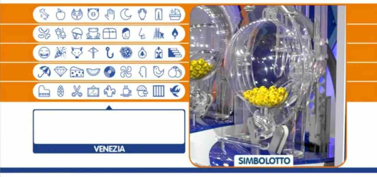 SIMBOLOTTO, LOTTO: SIMBOLI E NUMERI VINCENTI/ Estrazione ...