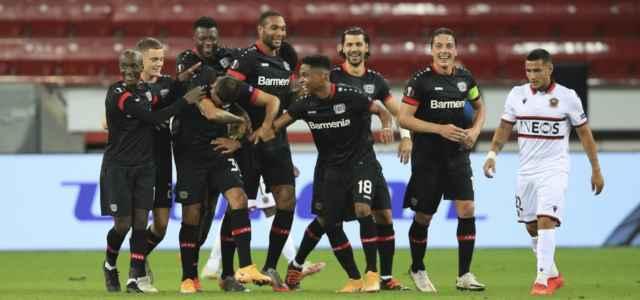 Bayer Leverkusen gruppo Europa League lapresse 2020 640x300