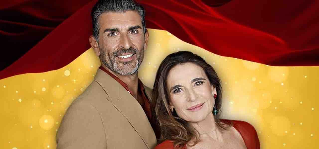 """Lina Sastri e Simone Di Pasquale/ """"Eliminazione fa parte del gioco ..."""