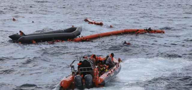 immigrazione migranti naufragio 1 lapresse1280 640x300
