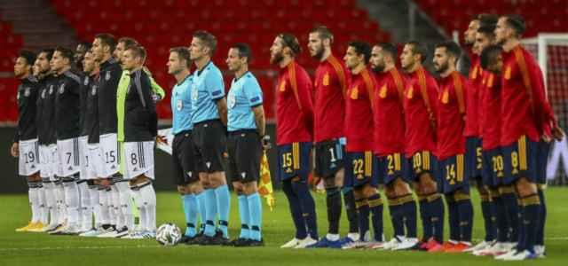 Germania Spagna schierate lapresse 2020 640x300