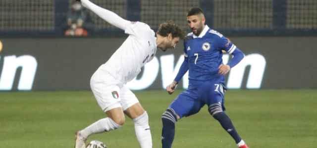 Locatelli Tatar Bosnia Italia lapresse 2020 640x300