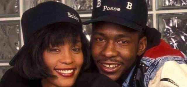Bobby Brown, ex Whitney Houston