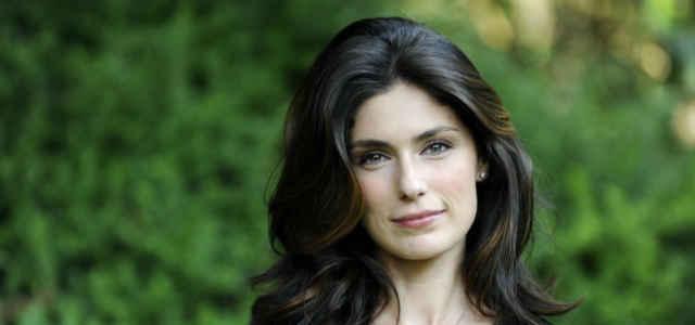 L'attrice Anna Valle