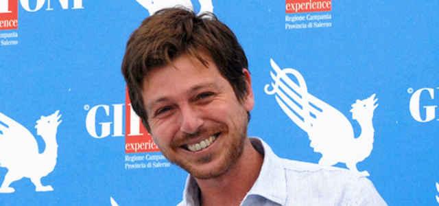 L'attore Claudio Gioè