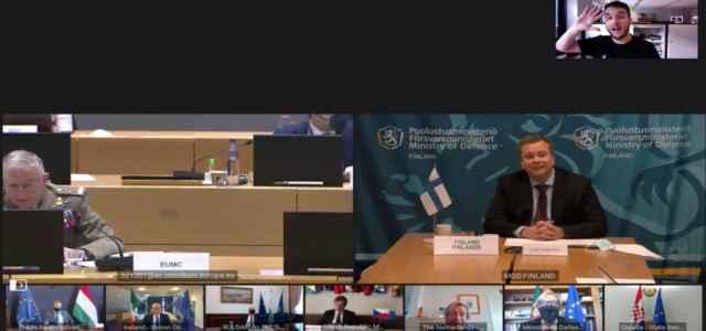 hacker videoconferenza ministri difesa ue 640x300
