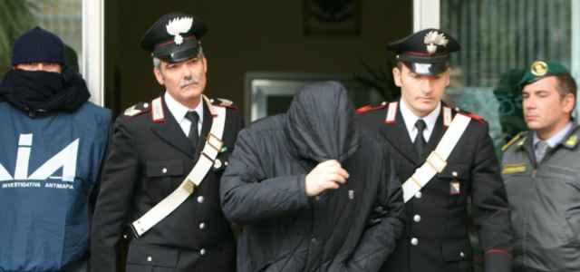 carabinieri arresto camorra mafia 1 lapresse1280 640x300