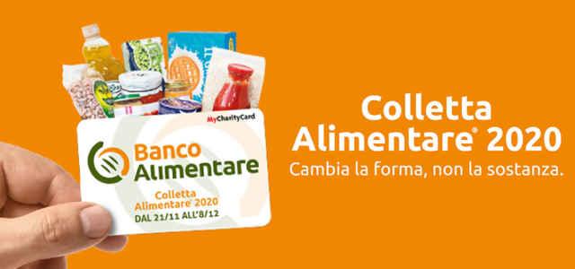 """La Colletta """"dematerializzata"""" organizzata dal Banco Alimentare"""
