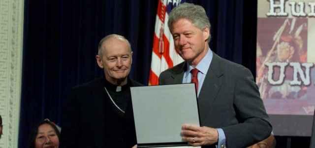 McCarrick e Clinton