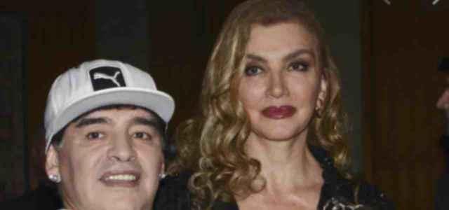 Milly Carlucci ricorda Maradona