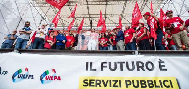 Sciopero dipendenti pubblici