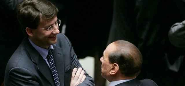 Franceschini e Berlusconi