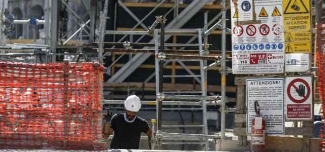 cantiere opere costruzioni lavoro 4 lapresse1280 640x300
