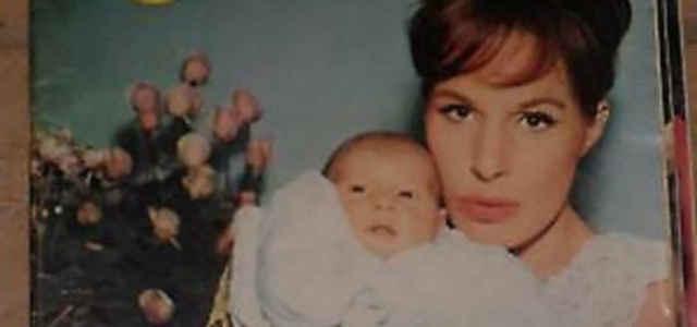 Ornella Vanoni e il figlio Cristiano Ardenzi