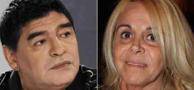 Claudia Villafane, ex moglie Maradona