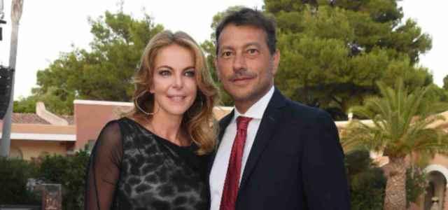 Simon Clementi, compagno Claudia Gerini