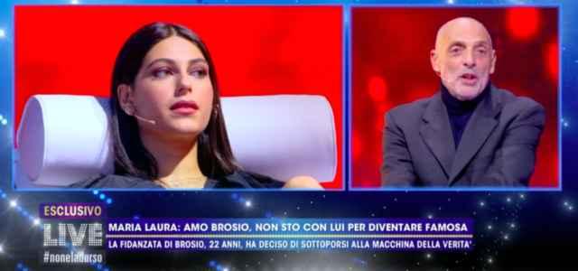 Paolo Brosio e Maria Laura De Vitis