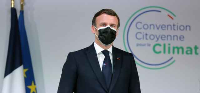 Macron, Clima