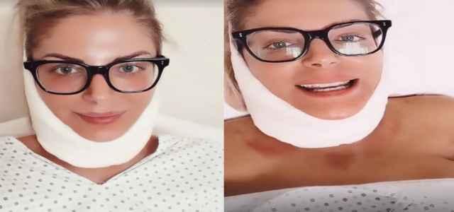 """Francesca Cipriani in ospedale: """"Nuovo ritocchino""""/ """"Voglio un corpo  all'altezza.."""""""