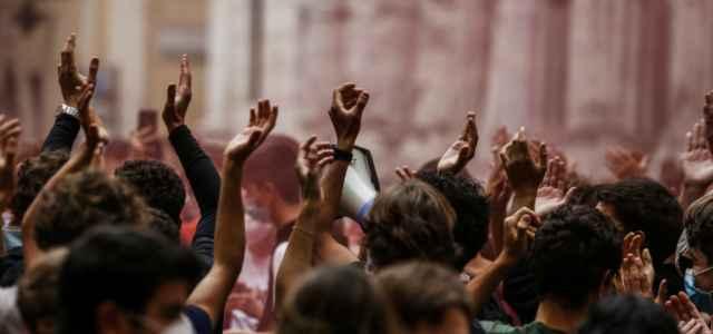 scuola docenti protesta 2 lapresse1280 640x300