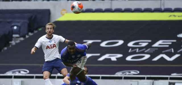 Kane Morgan Tottenham Leicester lapresse 2020 640x300