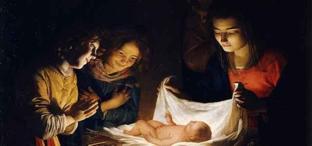 Gheritt Van Hontorst, il quadro sul Natale
