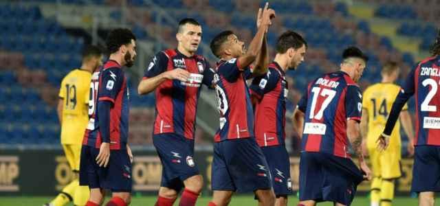 Messias gol Crotone Parma lapresse 2020 640x300