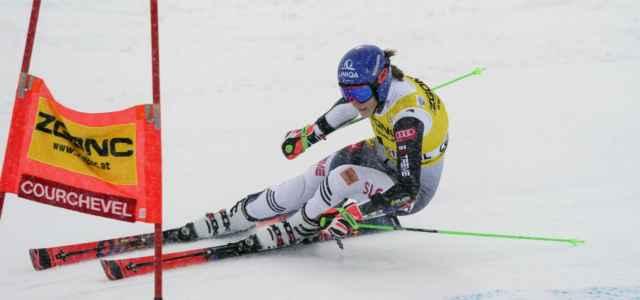Vlhova slalom