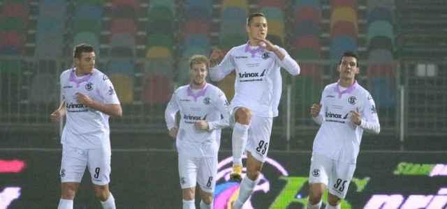 Zan Celar Cremonese gol lapresse 2020 640x300