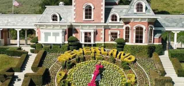 Il Neverland Ranch appartenuto a Michael Jackson