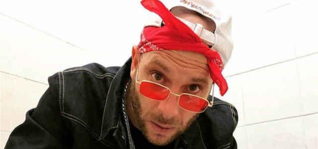 Il rapper Clementino