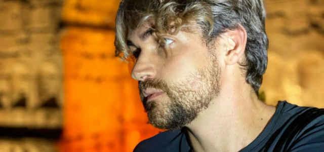 Il cantante Valerio Scanu