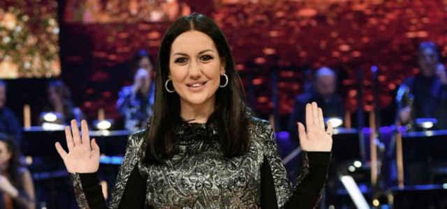 La cantante Jessica Morlacchi