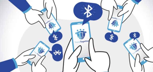 TraceTogether, l'app di contact tracing di Singapore